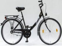 Csepel-Budapest-A-26-bicikli-1sp-Fekete-Noi
