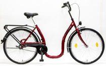 Csepel-Budapest-C-bicikli-1sp-Piros