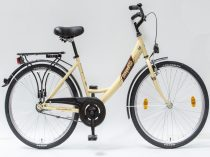 Csepel-Budapest-A-28-N3-bicikli-3sp-Krem-Noi