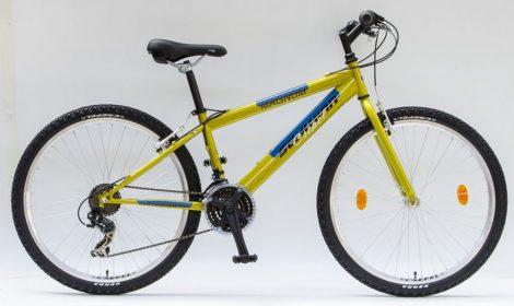 Csepel-bicikli-Magnum-MTB-21SP-Zold