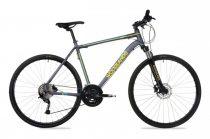 """Csepel Woodlands Cross 700c 1.1 MTB kerékpár - 21SP férfi 29"""""""