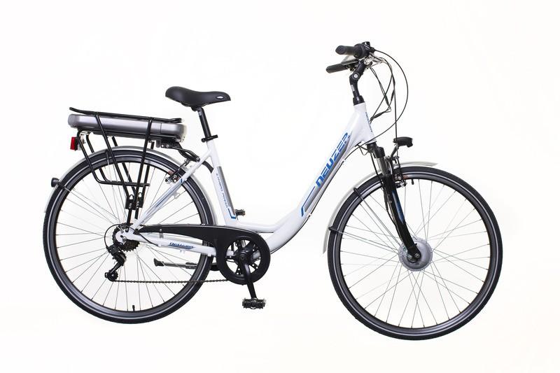 Elektromos trekking kerékpár