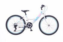 Neuzer-Maja-lany-bicikli-feher/rozsaszin-24-6s
