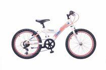 Neuzer-Max-fiu-bicikli-feher/piros-matt-20-6s