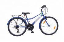 Neuzer-Bobby-city-bicikli-ejkek/feher-zold-24-18s