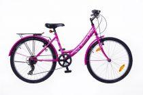 Neuzer-Cindy-city-bicikli-pink/pink-24-6s
