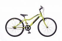 Neuzer-Bobby-bicikli-neonzold/fekete-feher-24-1s