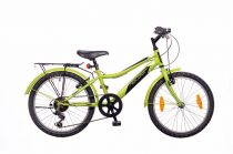 Neuzer-Bobby-bicikli-neonzold/fekete-feher-20-6s