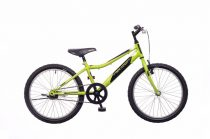 Neuzer-Bobby-bicikli-neonzold/fekete-feher-20-1s