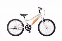 Neuzer-Bobby-bicikli-feher/narancs-cian-20-1s