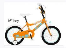 Neuzer-BMX-fiu-bicikli-narancs/feher-afrika-16