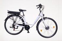 Neuzer E-Trekking Zagon MXUS női Elektromos kerékpár - fehér 17