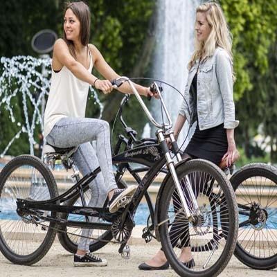 Chopper Kerékpár