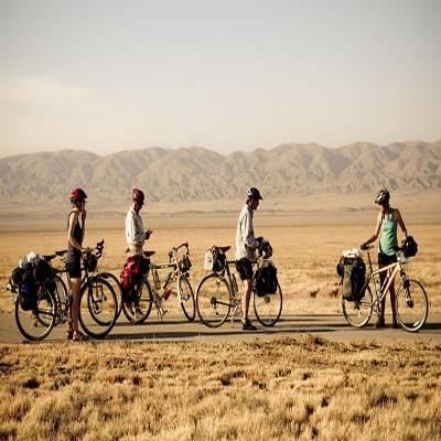 Trekking Kerékpár