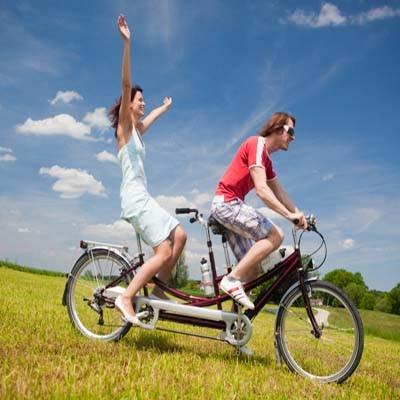 Tandem Kerékpár