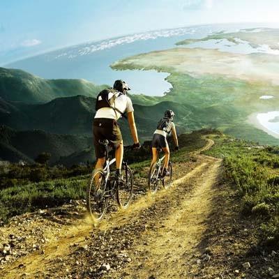 MTB - Mountain Bike Kerékpár