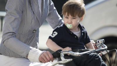 Így válassz biztonságos kerékpár gyerekülést!