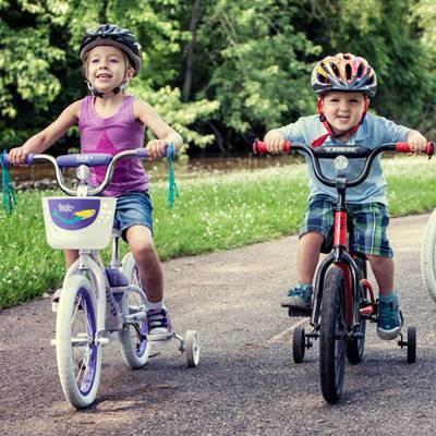 Futóbicikli után jöhet a gyermek kerékpár!